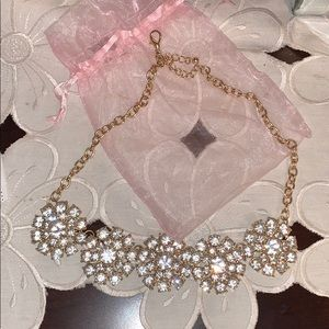 Honey Silver Necklace